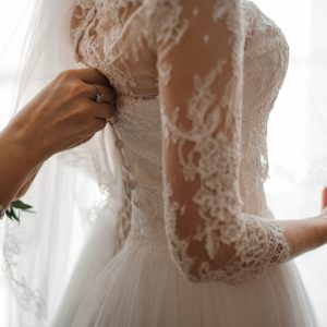A Uk Wedding Dress Sizing Guide – Measuring Yourself For Your Wedding Dress